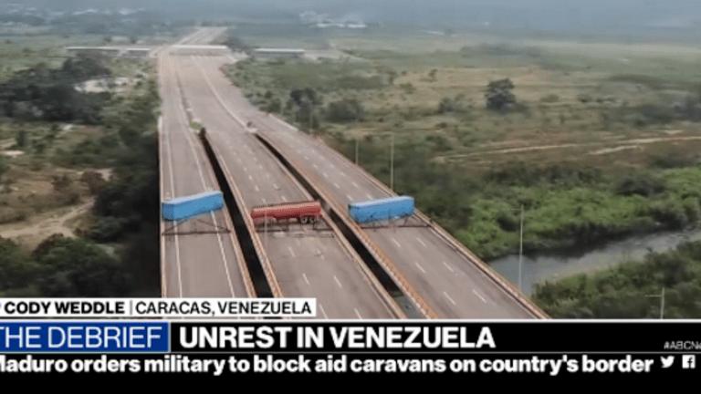 FAIR: Western Media Fall in Lockstep for Cheap Trump - Venezuela Aid PR Stunt