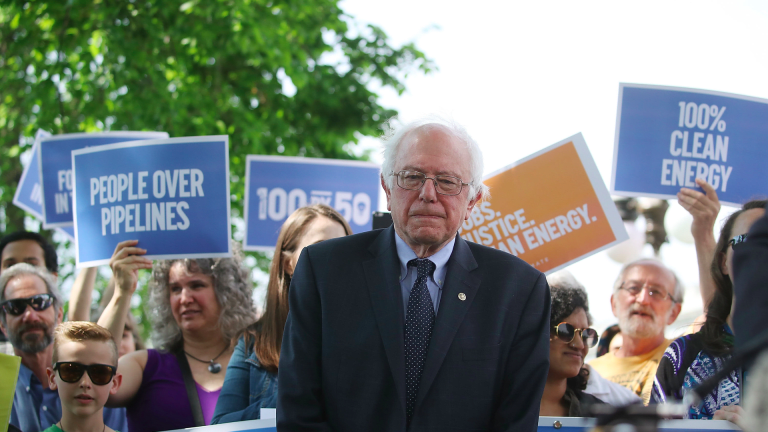 Bernie's Climate Plan Is More Radical Than His Opponents' — And More Realistic