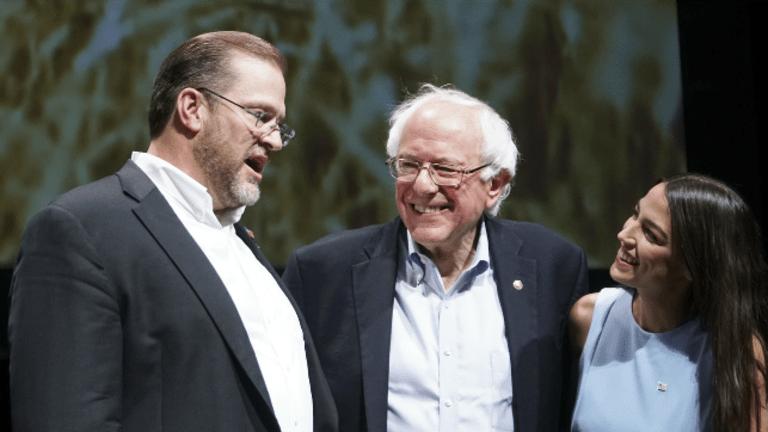 The Establishment Democrats' Backlash Against Insurgent Progressives