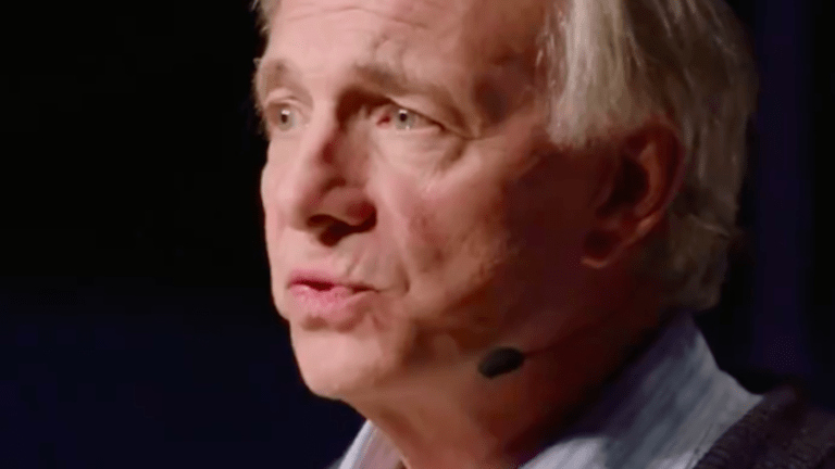 """A Top Hedge Fund Manager, Ray Dalio says: """"Capitalism is Unsustainable"""""""