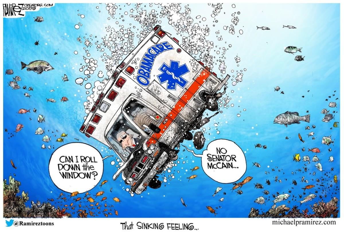 McCain Obamacare
